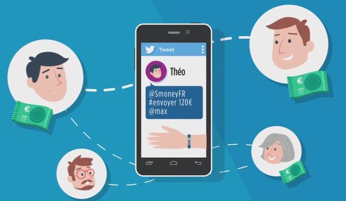 Twitter paiement mobile