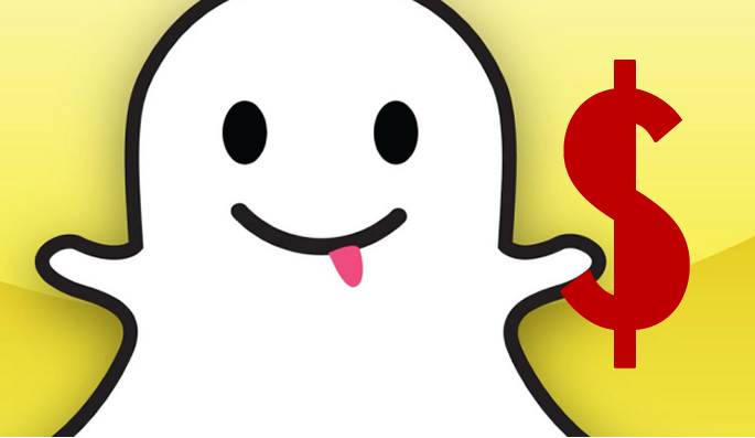 SnapCash la solution de Square et SnapChat
