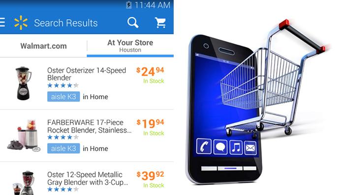 wal-mart disponibilité du produit en point de vente