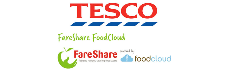 tesco food share
