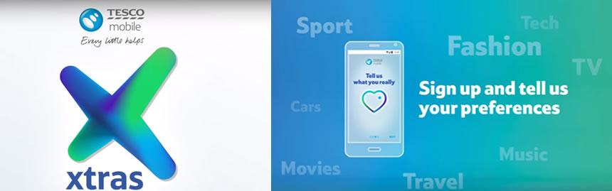 Tesco récompense les consommateurs pour regarder les publicités mobiles qu'ils aiment